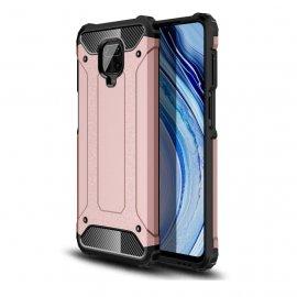 Funda Xiaomi Redmi Note 9 Pro Shock Resistente Rosa
