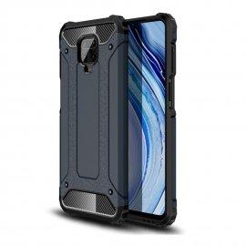 Funda Xiaomi Redmi Note 9 Pro Shock Resistente Navy