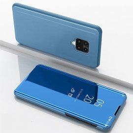 Funda Xiaomi Redmi Note 9 Pro libro Smart Azul