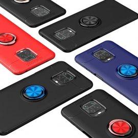 Funda Xiaomi Redmi Note 9 Pro Anillo Magnetico