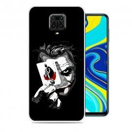 Funda Xiaomi Redmi Note 9 PRO TPU Dibujo Joker