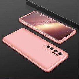 Funda 360 Xiaomi Mi Note 10 Lite Rosa