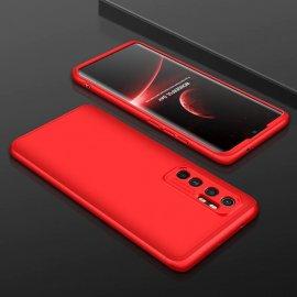 Funda 360 Xiaomi Mi Note 10 Lite Roja