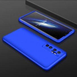Funda 360 Xiaomi Mi Note 10 Lite Azul