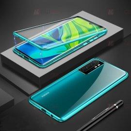 Funda Cubretodo Xiaomi Mi Note 10 Lite Magnetica Verde