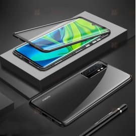 Funda Cubretodo Xiaomi Mi Note 10 Lite Magnetica Negra
