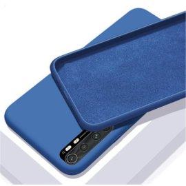 Carcasa Azul Xiaomi Mi Note 10 Lite Suave