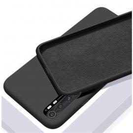 Carcasa Negra Xiaomi Mi Note 10 Lite Suave