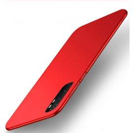 Carcasa Xiaomi Mi Note 10 Lite Lavable Mate Roja
