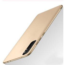 Carcasa Xiaomi Mi Note 10 Lite Lavable Mate Dorada