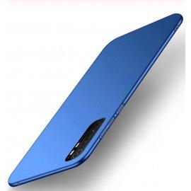 Carcasa Xiaomi Mi Note 10 Lite Lavable Mate Azul