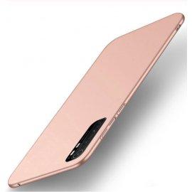 Carcasa Xiaomi Mi Note 10 Lite Lavable Mate Oro Rosa