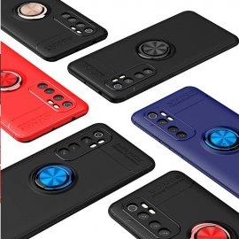 Funda Xiaomi Mi Note 10 Lite Anillo Magnetica