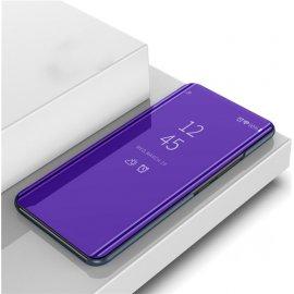 Funda Xiaomi Mi Note 10 Lite Smart libro Espejo Lila