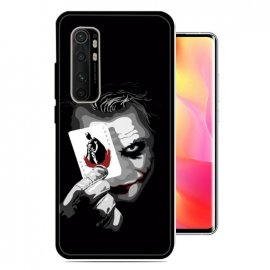 Funda silicona Xiaomi Mi Note 10 Lite Dibujo Joker
