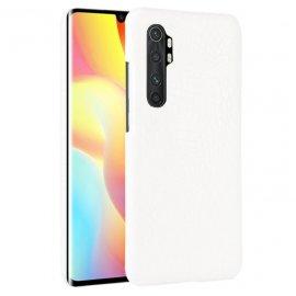 Funda Xiaomi Mi Note 10 Lite Cocodrilo Blanca