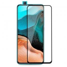 Protector Pantalla Cristal Templado Xiaomi Pocophone F2 Pro Negro Premium