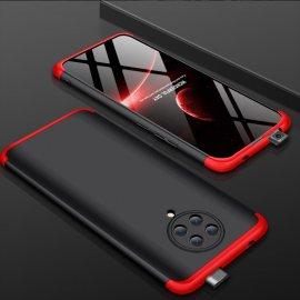 Funda 360 Xiaomi Pocophone F2 Pro Roja y Negra