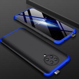 Funda 360 Xiaomi Pocophone F2 Pro Azul y Negra