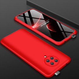 Funda 360 Xiaomi Pocophone F2 Pro Roja