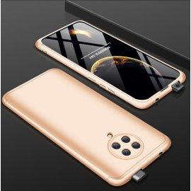 Funda 360 Xiaomi Pocophone F2 Pro Dorada