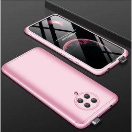 Funda 360 Xiaomi Pocophone F2 Pro Oro Rosa