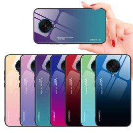 Carcasa Pocophone F2 Pro silicona y Cristal templado