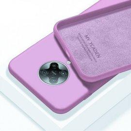 Carcasa Xiaomi Pocophone F2 Pro silicona suave Rosa