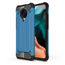 Funda Xiaomi Pocophone F2 Pro Armadura Azul