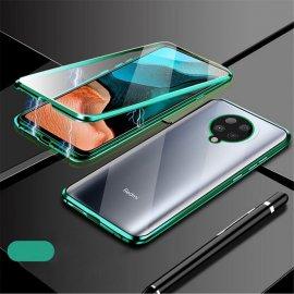 Funda Completa Pocophone F2 Pro Magnetica Verde