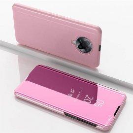 Funda Pocophone F2 Pro Xiaomi Libro Smart Oro Rosa