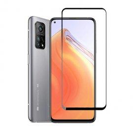 Cristal Templado Xiaomi Mi 10T y Mi 10T Pro Negro