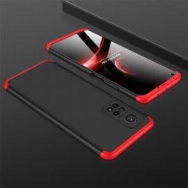 Funda Completa Xiaomi Mi 10T y MI 10T PRO Negra y Roja 360