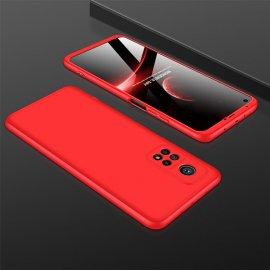 Funda Completa Xiaomi Mi 10T y MI 10T PRO Roja 360