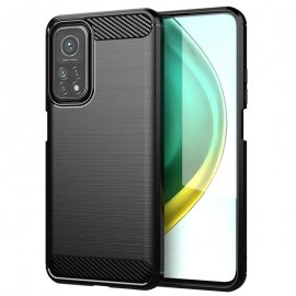 Funda Xiaomi Mi 10T y Mi 10T Pro Carbono 3D Negra