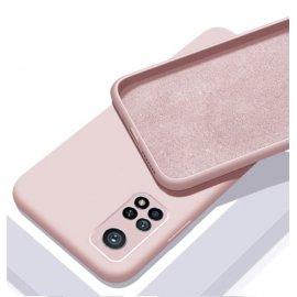 Funda Xiaomi Mi 10T y Mi 10T PRO Suave Rosa