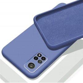 Funda Xiaomi Mi 10T y Mi 10T PRO Suave Indigo