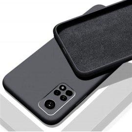 Funda Xiaomi Mi 10T y Mi 10T PRO Suave Negra