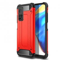 Funda Xiaomi Mi 10T y Mi 10T Pro Armadura Roja