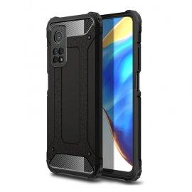 Funda Xiaomi Mi 10T y Mi 10T Pro Armadura Negra