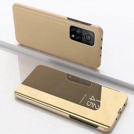 Funda Xiaomi Mi 10T y Mi 10T Pro Espejo Dorado