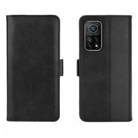 Funda Cartera Xiaomi Mi 10T y Mi 10T Pro Soporte Negra