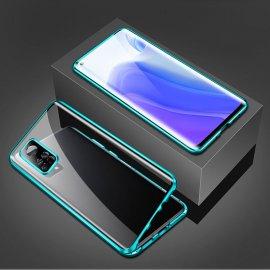 Funda Cubretodo Xiaomi Mi 10T y Mi 10T PRO Magnetica Verde