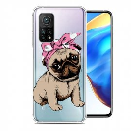 Funda Xiaomi MI 10T y M10T Pro TPU Cachorro