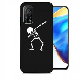 Funda Xiaomi MI 10T y M10T Pro TPU Esqueleto