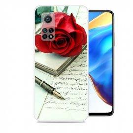 Funda Xiaomi MI 10T y M10T Pro TPU Rosa