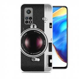 Funda Xiaomi MI 10T y M10T Pro TPU Camara