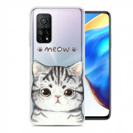 Funda Xiaomi MI 10T y M10T Pro TPU Gato