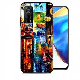 Funda Xiaomi MI 10T y M10T Pro TPU Pintura