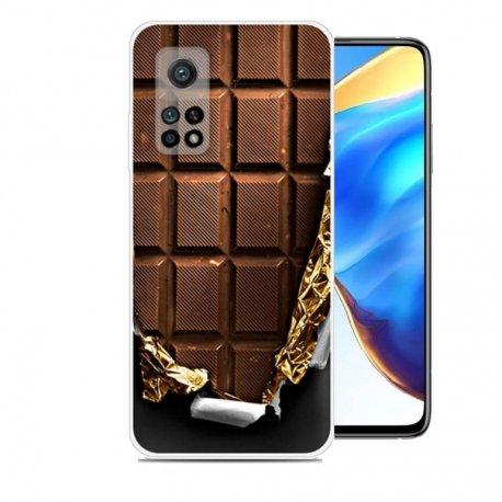 Funda Xiaomi MI 10T y M10T Pro TPU Chocolate